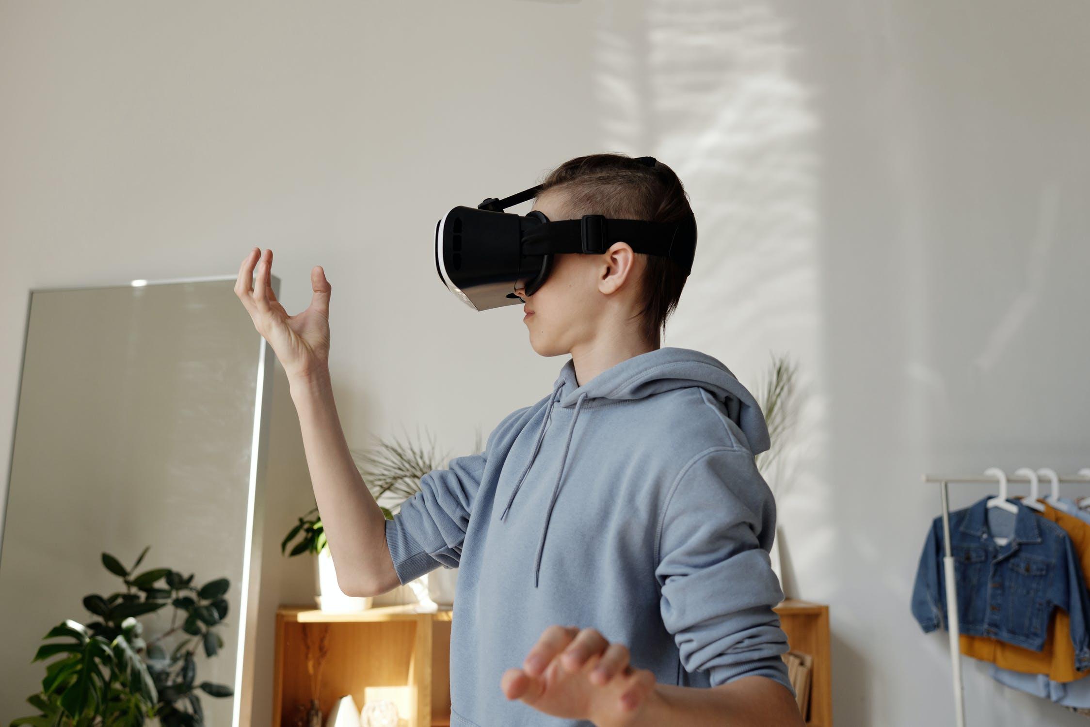 Virtual reality in de bouw